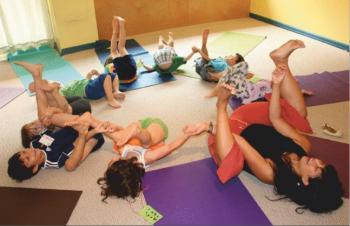 Yoga For Kids -II